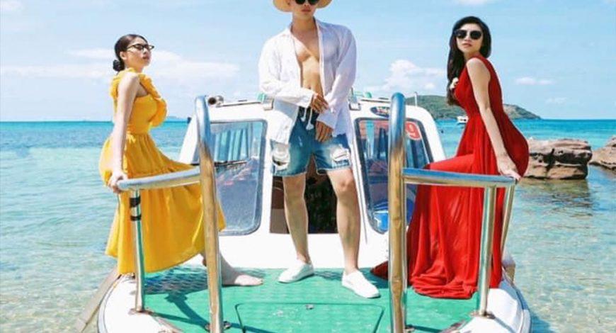 Tour 2 Đảo Phú Quốc Ngắm San Hô - Ngắm Hoàng Hôn & BBQ Trên Đảo