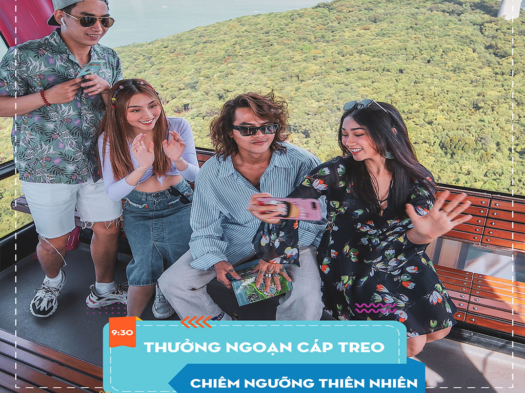 Check-in Hòn Thơm Phú Quốc