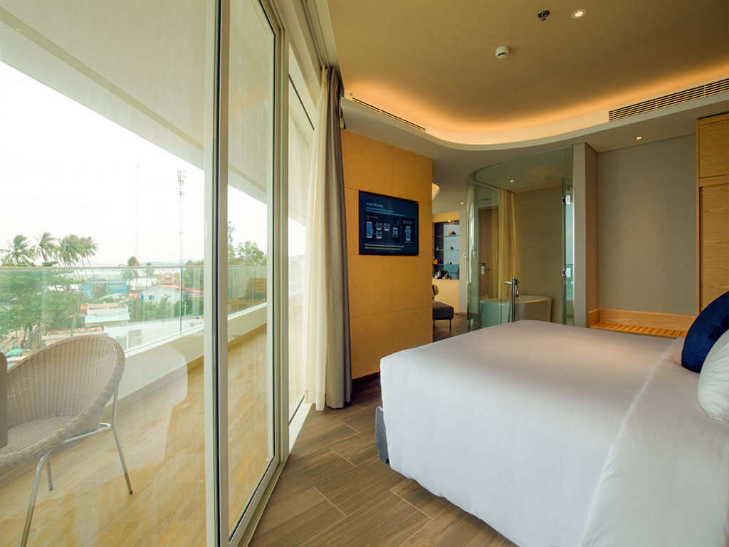 Junior Suite 1 Phòng Ngủ (Junior Suite One Bedroom)