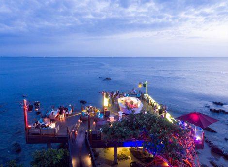 Rock Sunset Island Bar ở Nam Nghi Phú Quốc | Kenhphuquoc.com