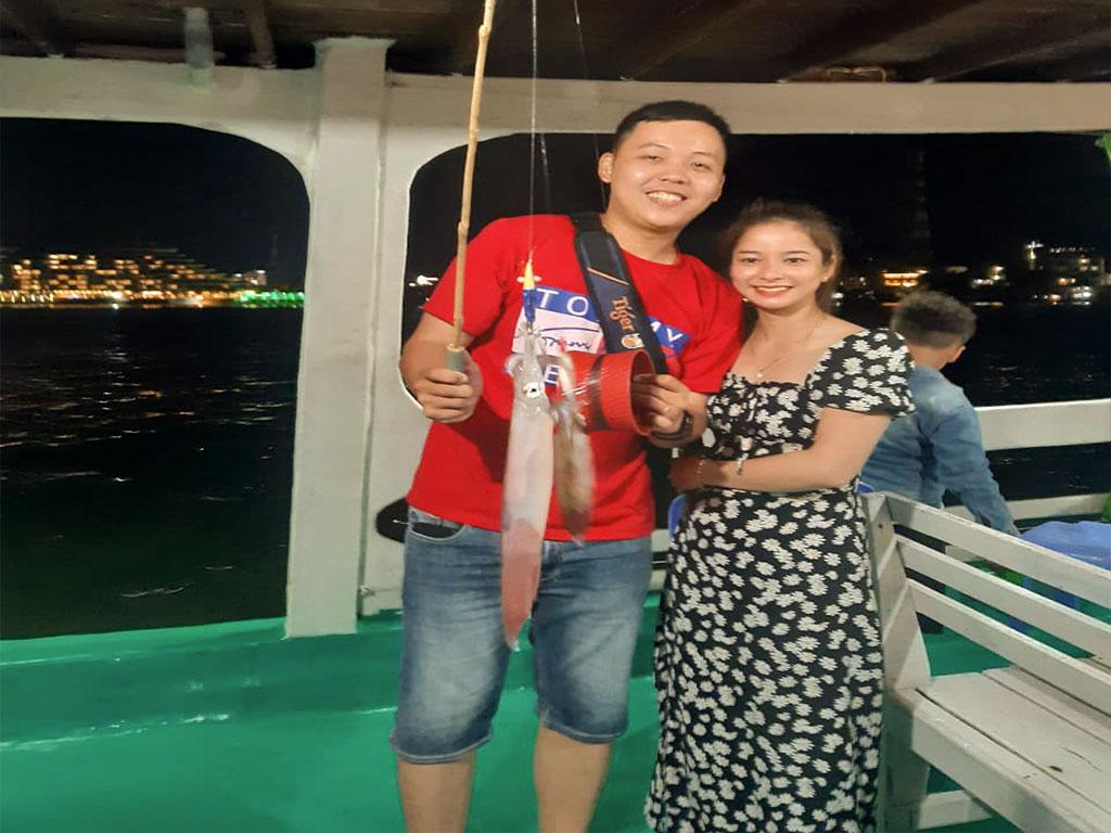 Tour Đi Đảo Phú Quốc Câu Cá, Ngắm San Hô Kết Hợp Câu Mực Đêm