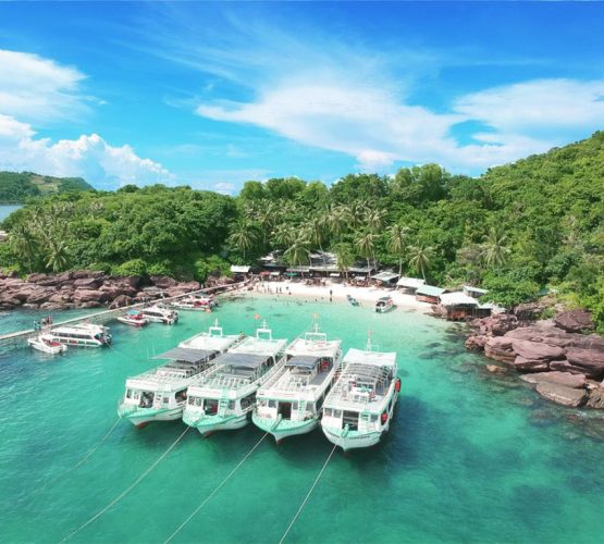 Vé Tàu Đi Hòn Móng Tay Hòn Mây Rút Phú Quốc Nơi Lặn Ngắm San Hô